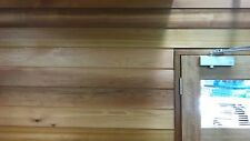 Western Red Cedar Revesible Lining Board 130mm Cover