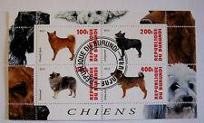 Hunde 1 Block Burundi,