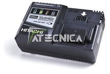 Caricabatterie HITACHI UC18YSL3 14,4 - 18V originale a ricarica rapida con USB