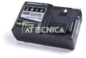 Caricabatterie HITACHI HIKOKI UC18YSL3 14-18-36V a ricarica rapida con USB