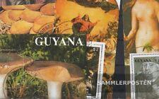 Guyana 10 different blocks