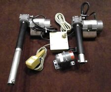 """Twin 8.5"""" inch Linear Actuator With 120V Plug / Bed Actuators W/ Remote"""