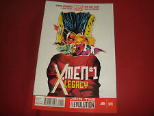 X-MEN LEGACY #1 Simon Spurrier   Marvel NOW Comics 2012  NM