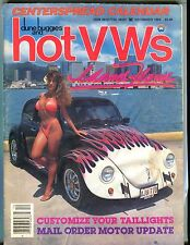 Dune Buggies And Hot VWs Magazine December 1985 Taillights VG No ML 042417nonjhe