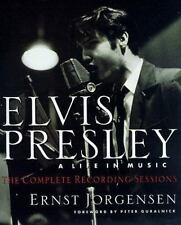 Elvis Presley: A Life in Music: The Complete Recording Sessions-ExLibrary