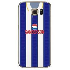 Sheffield Wednesday Style Retro Kit Shirt For Samsung S7 S8 S9 Phone Cover Case