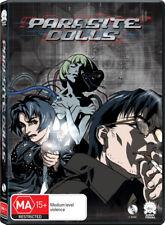 Parasite Dolls - DVD R4 Anime Bubblegum Crisis A.D. Police spinoff