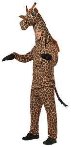 ADULT GIRAFFE ANIMAL HALLOWEEN COSTUME GC6522