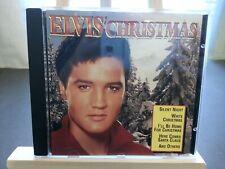 ***CHRISTMAS CD*** Elvis Presley -  ELVIS CHRISTMAS  (1995 CD UNPLAYED) £6.99