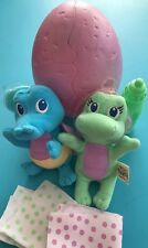 Dragon Tales Plush Easter Egg Babies Toys Gifts