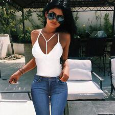 Summer Vest Top Sleeveless Women Blouse Casual Tank Tops T Shirt Size S-XL.Sexy!