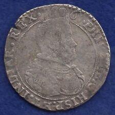 Spanish Netherlands, Brabant, 1661 Half Ducaton (Ref. c6453)
