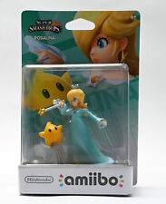 New Rosalina and Luma AMIIBO SUPER SMASH BROS Nintendo Wii U, 3DS, Switch NIB