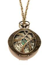 Doctor Strange Necklace Watch Eye Agamotto Avengers Nickel Free Quartz