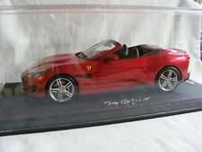 2017 Ferrari Portofino with display case - 1/18 scale - BBR
