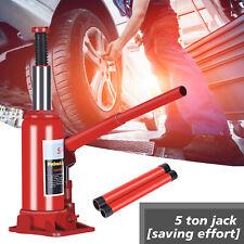 Universal 5 Ton Hydraulic Bottle Jack Car Repair Tools Us Stock