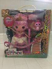 """LALALOOPSY GOLDIE LUXE Full Size 13"""" Doll Christmas 2012 NEW in Package"""