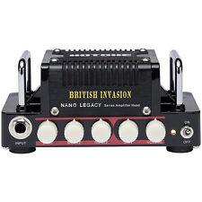 NEW Hotone Nano Legacy British Invasion Mini Amp Guitar Amplifer 5 Watts