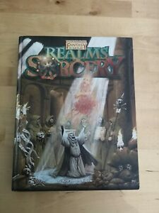 Warhammer Fantasy Roleplay WFRP  Realms Of Sorcery