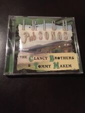 Irish Pub Songs 1998 by The Clancy Brothers & Tommy Makem New Sealed