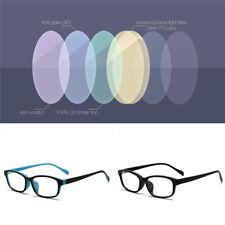 Kids Boys Girls Blue Light Blocking Glasses Computer Gaming Eyeglasses 1 Pair