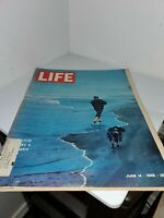 June 14, 1968 LIFE Magazine KENNEDY RFK 60s advertising ads add FREE SHIPPING 6