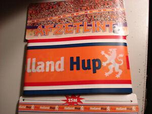 Absperrband Hup Holland / Niederlande  Fussball Fanartikel WM 2019 Frauen