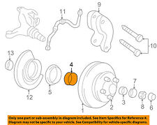 GM OEM Front-Wheel Bearings 457196