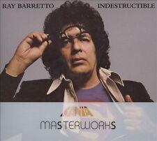 Ray Barretto - Indestructible CD SEALED [Fania - Masterworks]