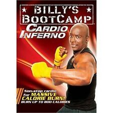Billy's Bootcamp: Cardio Inferno (DVD, Widescreen) Usually ships in 12 hours!!!