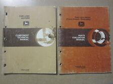 John Deere hydraulic cam lobe motors service & repair manual