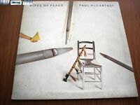 Paul McCartney - Pipes of peace -  LP - 1983
