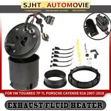 Diesel Heating Tank Unit for VW Touareg 7P 7L Porsche Cayenne 92A 3.0L 07-18 SUV