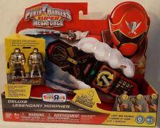 Power Rangers Super Megaforce GOLD Edition Legendary Morpher Lights Sounds RARE