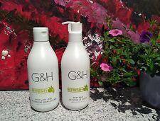 Loción corporal + Gel de ducha 2 x 400 ml Leche AMWAY™ G & H REFRESH+™