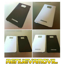 Tapa De Bateria Trasera Para Samsung Galaxy S2 i9100 Original Negra Blanca