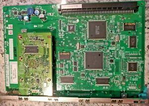 Panasonic KX-TDA0484 16 port-Channel IP extension card USA seller free shipping
