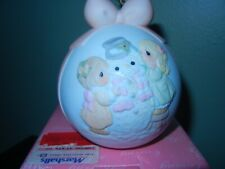 """Precious Moments """"I-cy Potential In You"""" 2003 Christmas Ornament - No Stand"""