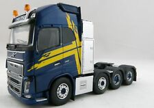 Tekno 71177 Volvo Globetrotter FH16 XL 8x4 Prime Mover - Right Hand Drive - 1:50