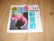 "SLADE-MY OH MY  (RCA 7"") INC. SPECIAL BONUS TRACK MERRY XMAS EVERYBODY"