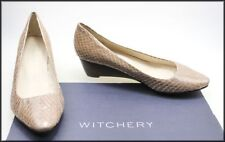 Witchery Platforms & Wedges Leather Heels for Women
