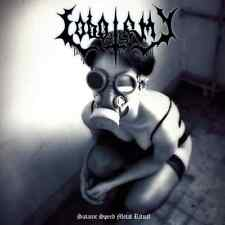 Lobotomy - Satanic Speed Metal Ritual (Mal), CD (Sarcofago,Mutilator,Turbonegro)