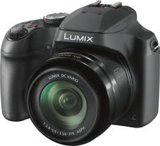 Panasonic Digitale Kompakt-Kamera Bridge-Kamera DC-FZ82EG-K Schwarz