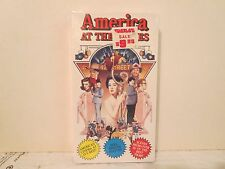 America At The Movies (RARE and SEALED Video) Citizen Kane, The Godfather Part 2