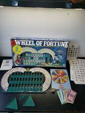 Vintage Wheel of Fortune Board Game Complete 1985 Pressman Vanna White