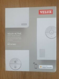 Brand New Sealed VELUX ACTIVE NETATMO Indoor Climate Control