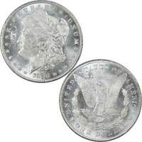 1878 7/8TF Morgan Dollar BU Uncirculated Mint State 90% Silver $1 US Coin