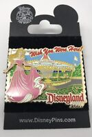 DLR Wish You Were Here PIN King Arthur Carrousel (Aurora) 2007 lE  #55460