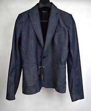 Diesel Denim Jacket Bester One Button Blazer L Italy Womens NWT