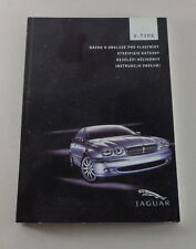 Kezelési Kézikönyv Jaguar X-Type Az 08/2004 Magyarul